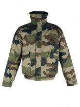 manteau militaire mode